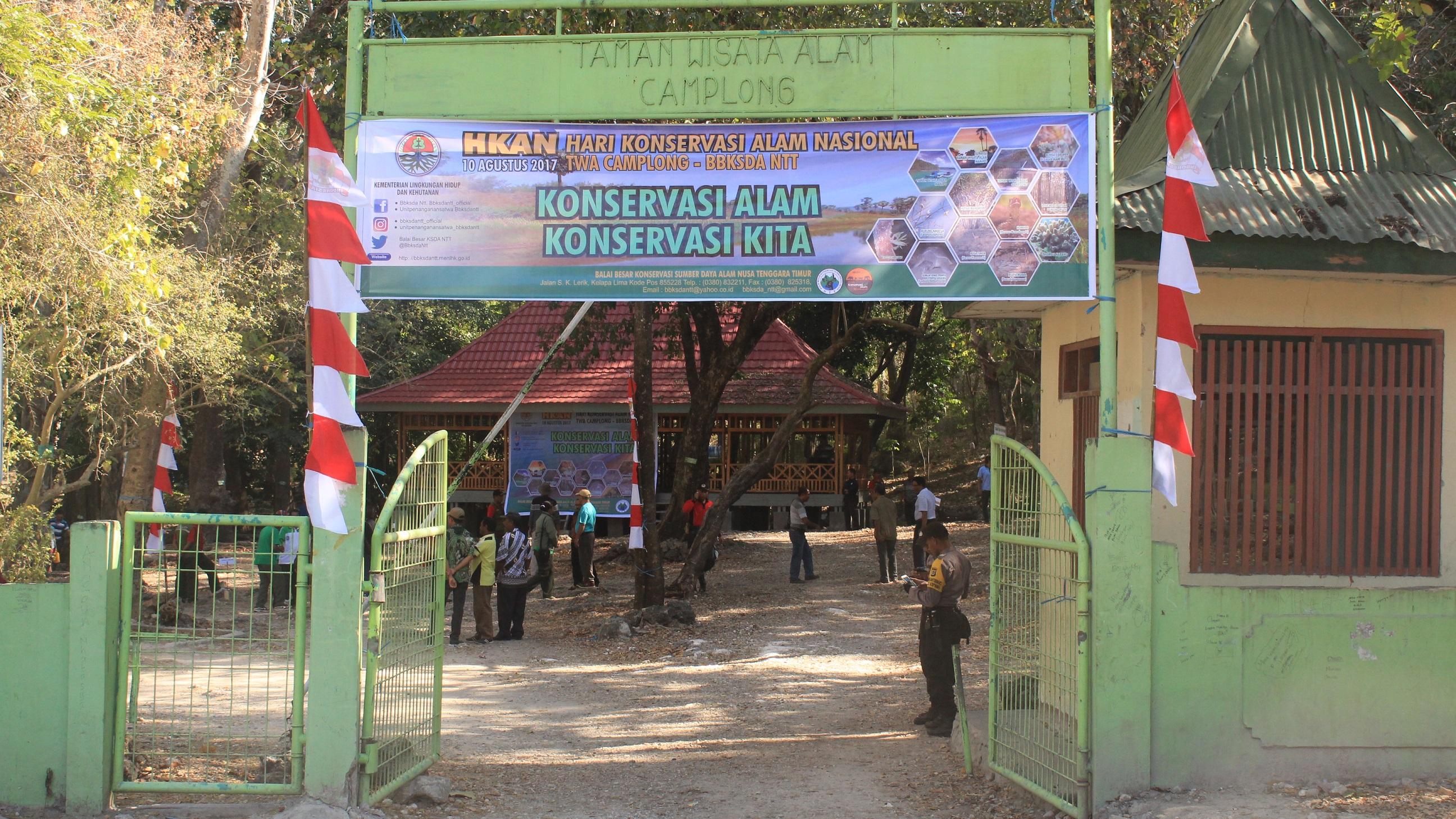 Hkan 2017 Provinsi Nusa Tenggara Timur Twa Camplong Ditjen Kupang