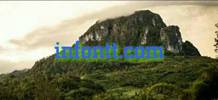 Inilah Tempat Wisata Kabupaten Kupang Info Ntt Salah Satu Gunung