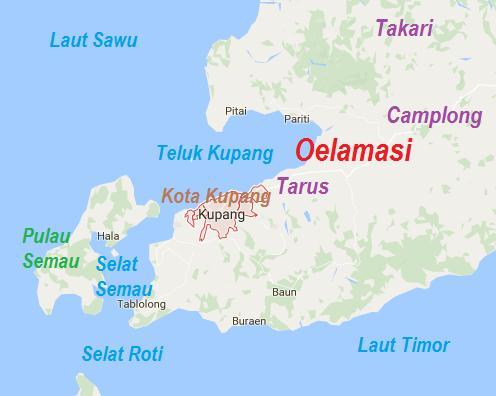 Kotakita Kota Oelamasi Kabupaten Kupang Oleh Atep Afia Hidayat Salah