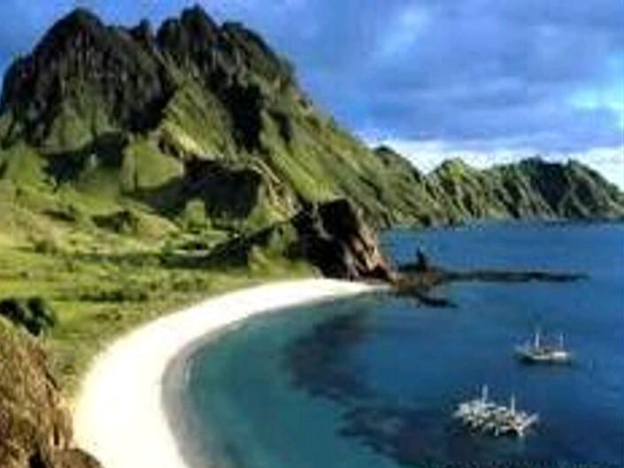 Objek Wisata Ntt Nusantara Dua Obyek Pantai Kecamatan Semau Akle