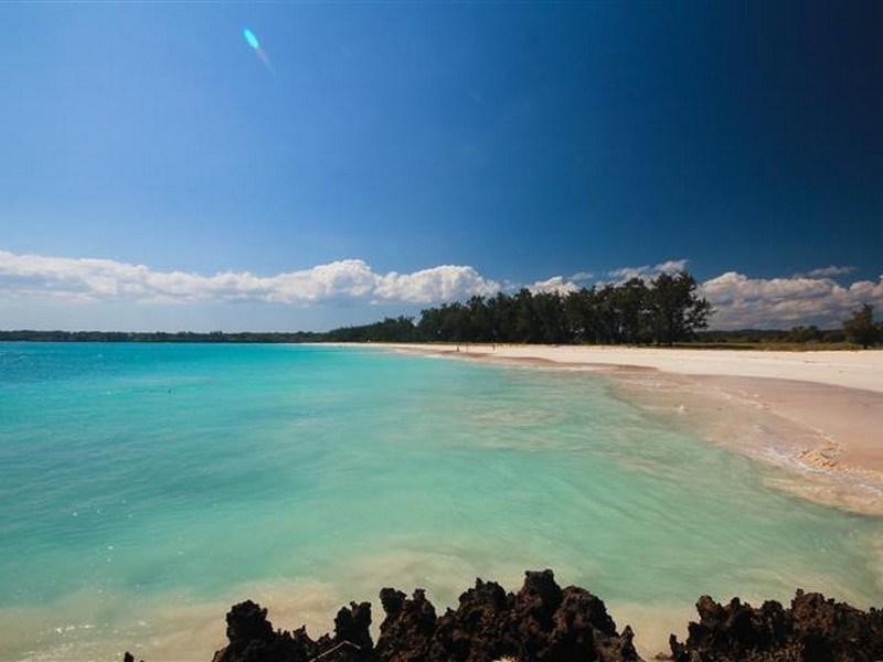 Pesona Wisata Pulau Semau Kupang Jpg Pantai Manikin Taman Alam