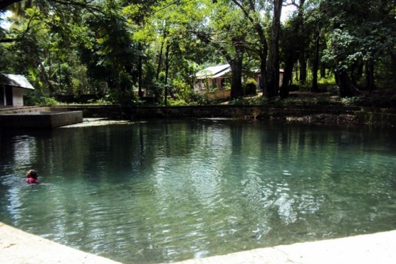 Taman Wisata Alam Camplong Kabupaten Kupang Kepulauan Ntt Kab