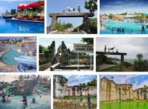 19 Rekomendasi Tempat Wisata Kota Lamongan Hits Ngowos Istana Gunung