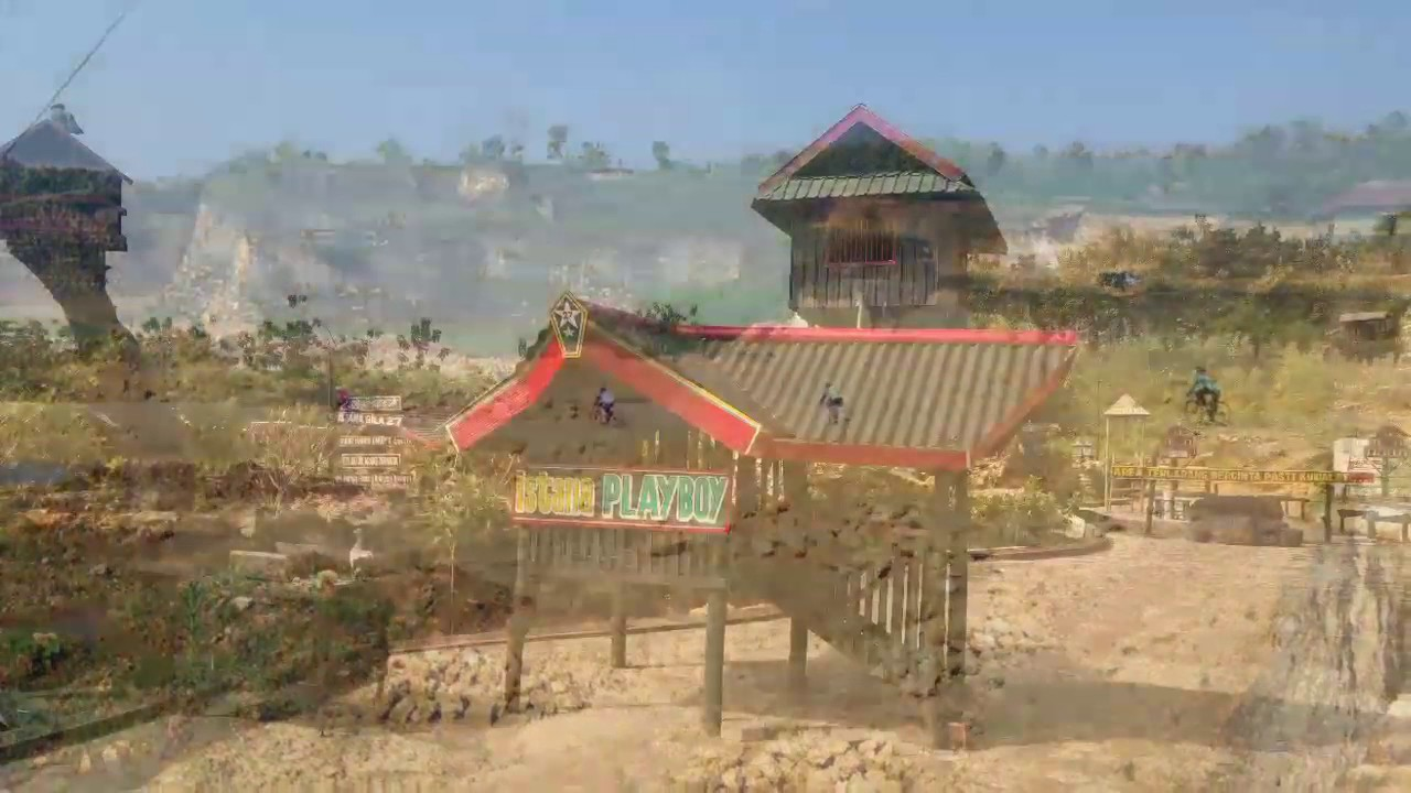 Gowes Wisata Gunung Mas Mantup Lamongan Youtube Istana 27 Kab