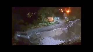 Gunung Mas Longsor Seputar Ciloto Puncak Pass Jalur Istana 27