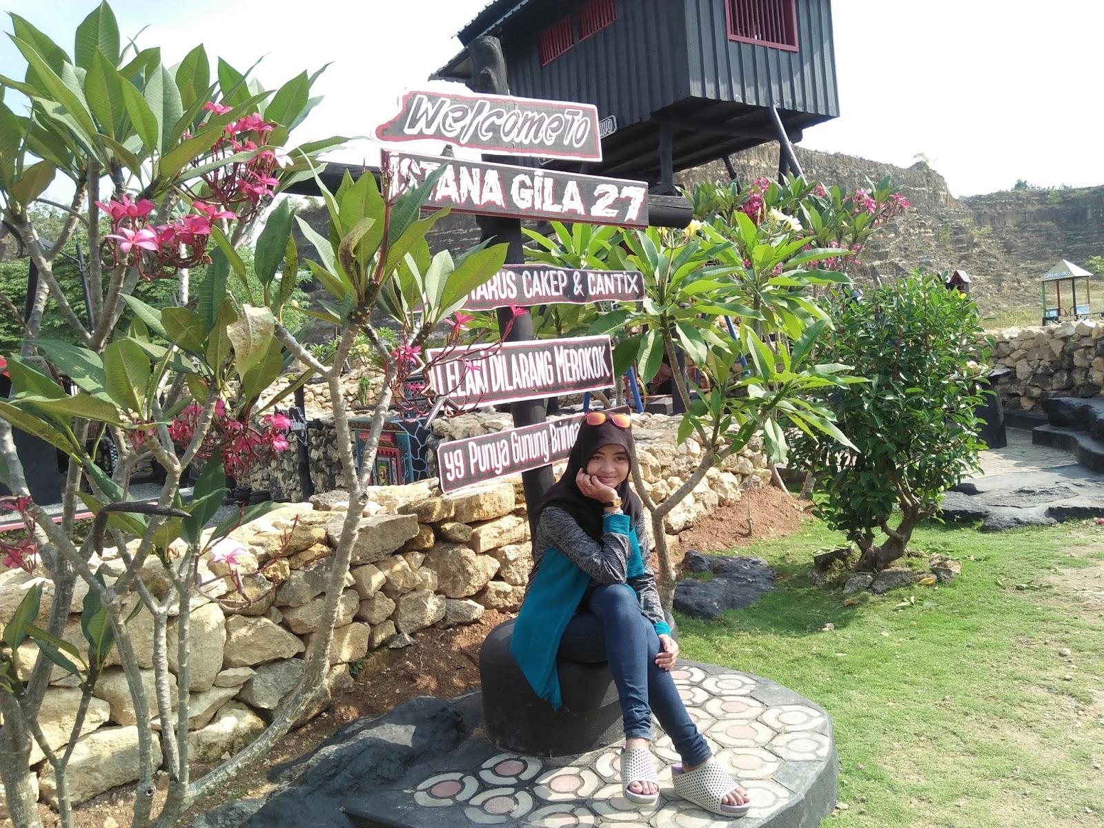 Pariwisata Tugu Mantup Lamongan Jawa Timur Gunung Emas 27 Tempat