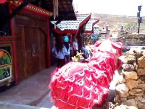 Putra Kungfu Medali Istana Gunung Mas Youtube 27 Mantup Lamongan