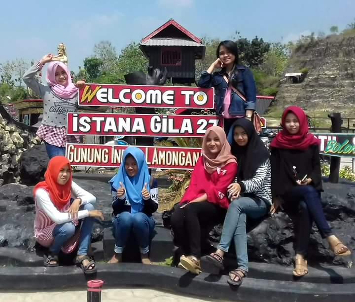 Road Tour Mount Mas Lamongan Kanal Istana Gunung 27 Mantup
