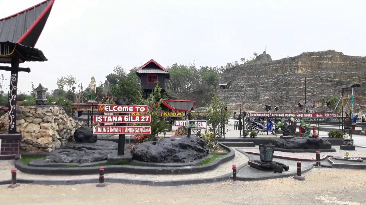 Wisata Istana Gunung Mas 27 Lamongan Jawa Timur Youtube Mantup