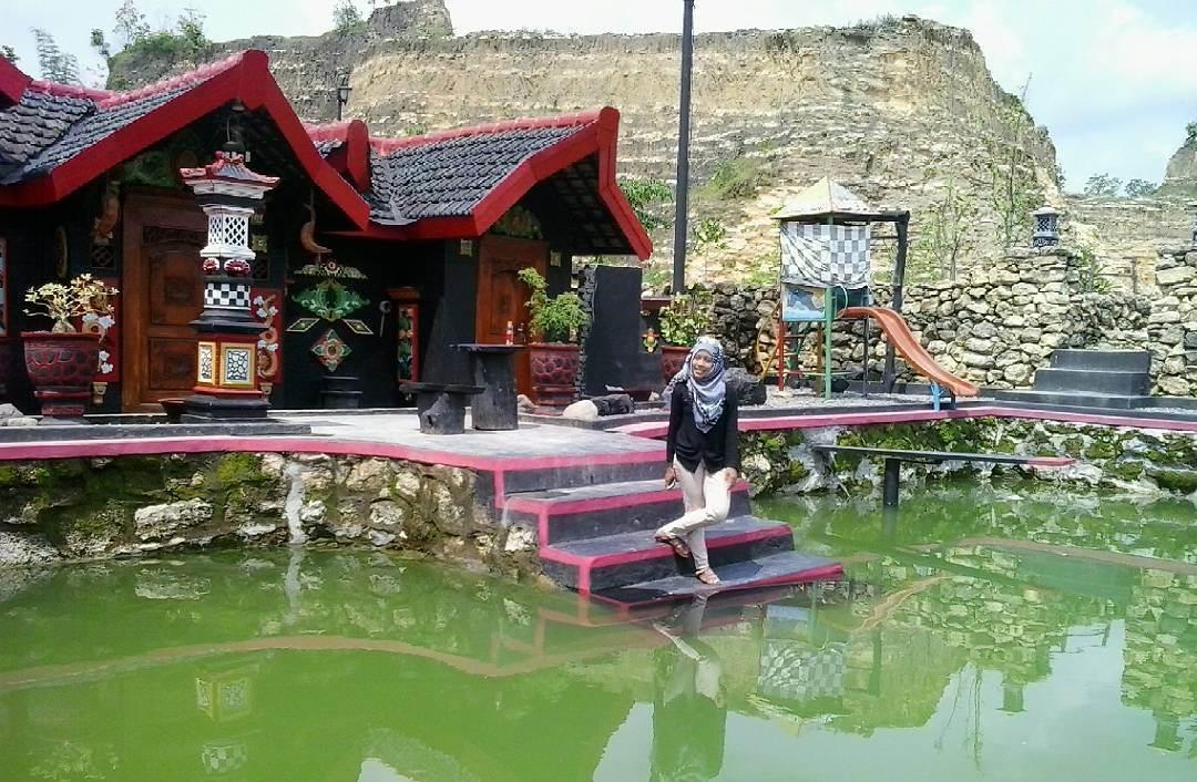 Wisata Istana Gunung Mas 27 Mantup Lamongan Sesampainya Area Langsung