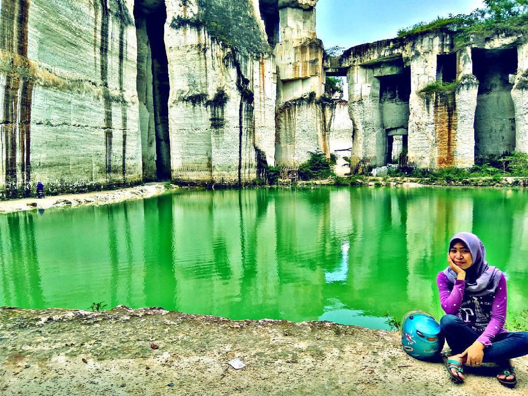 Wisata Tlogosadang Spot Foto Bukit Kapur Mempesona Ngehits Jadi Liburan