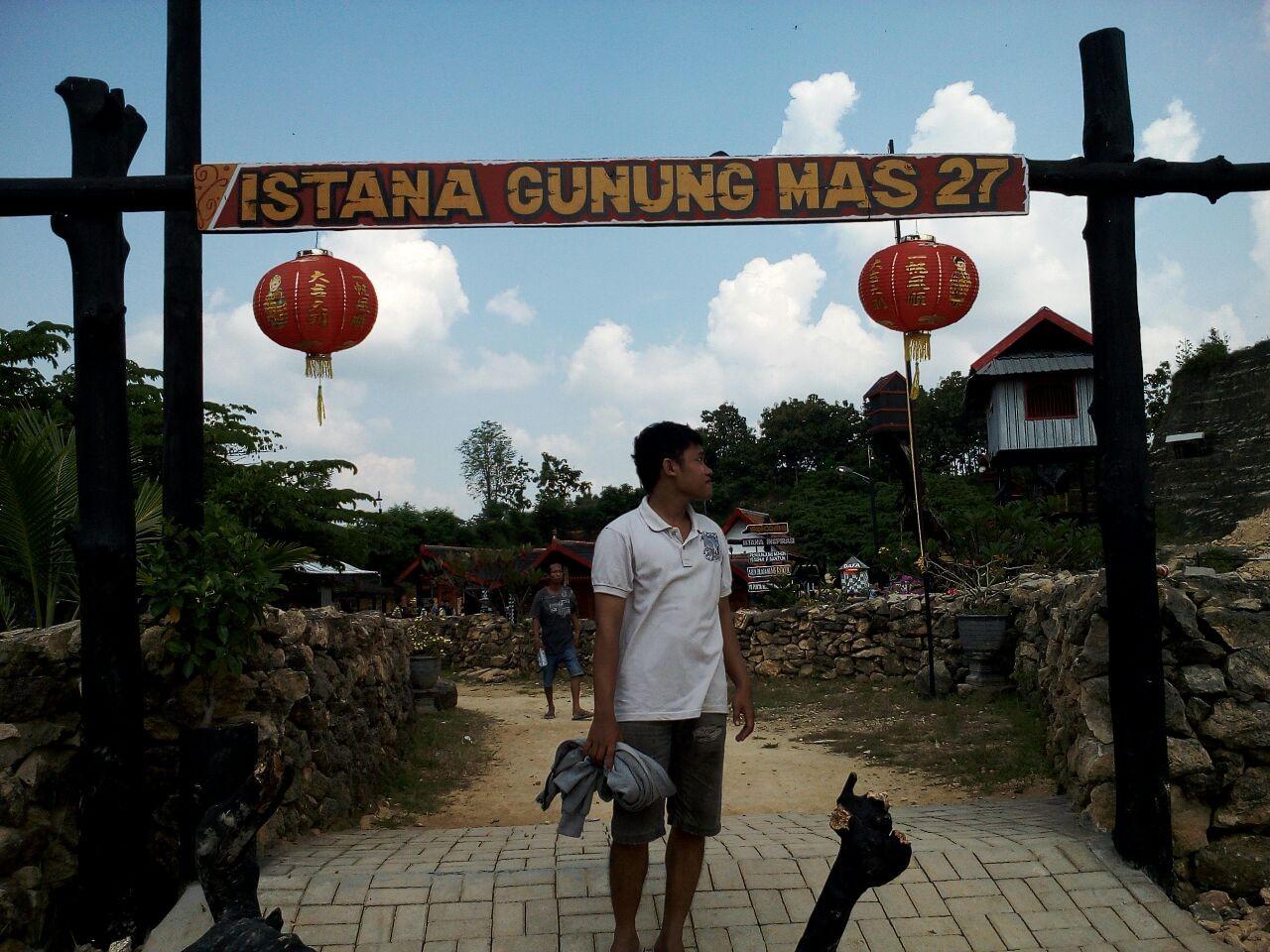 Yuk Berkunjung Wisata Istana Gunung Mas 27 Mantup Lamongan Kab