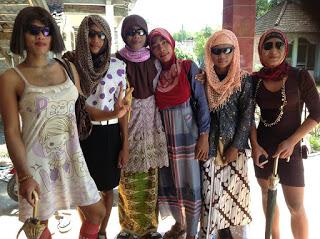 Generasi Muda Padang Giat Karnaval Sukodadi Kab Lamongan