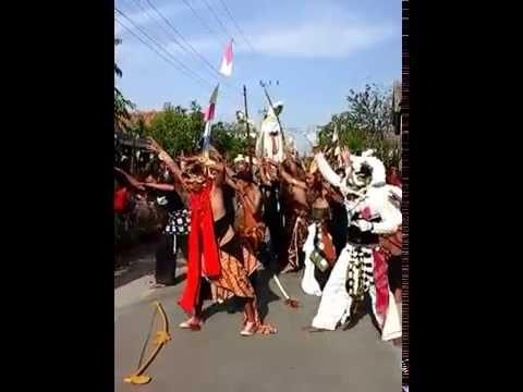 Karnaval Desa Sukolilo Sukodadi Kab Lamongan