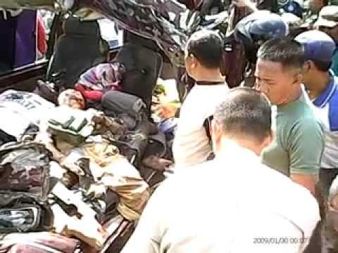Kecelakaan Tragis Sukodadi Lamongan Cuplikan 2 Youtube Karnaval Kab