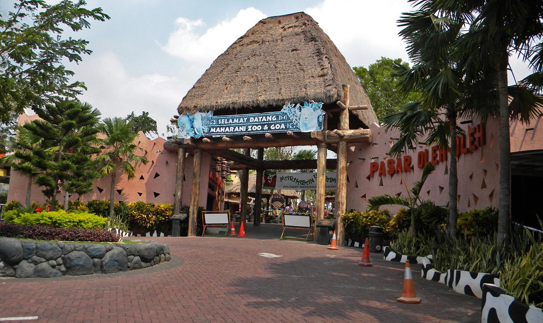 Melihat Keindahan Goa Aneka Satwa Maharani Zoo Wisata Jatim Ingatkah