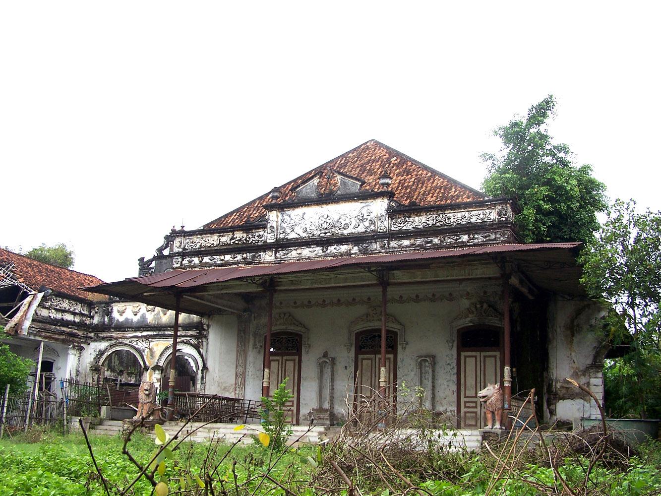 Pertualangan Wisata Kuliner Oktober 2014 Gedung Ctn Makam Dewi Serdadu