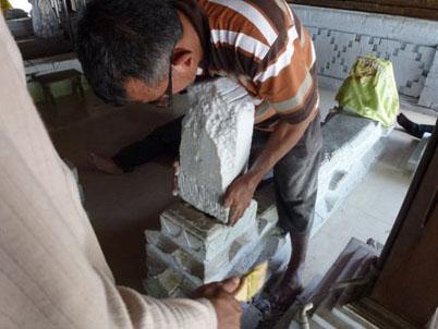 Kegiatan Observasi Konservasi Makam Sunan Drajat Kabupaten Berbahan Dasar Kayu