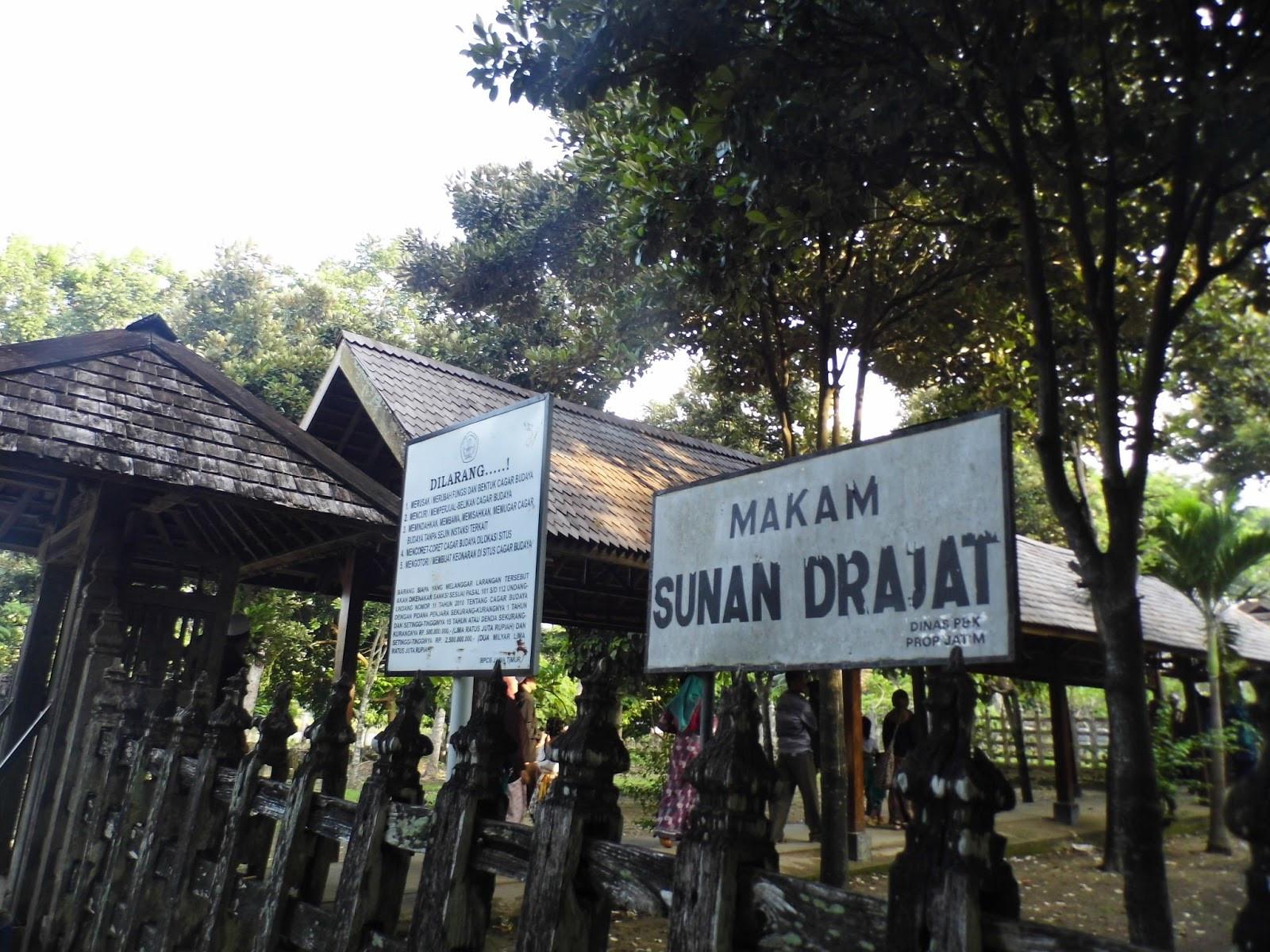Kemenpar Sulap Lahan Parkir Wisata Religi Lamongan Makam Sunan Drajat