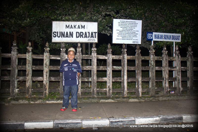 Sekar Rinonce Ziarah Walisongo Makam Sunan Drajat Lamongan Ditempuh Surabaya