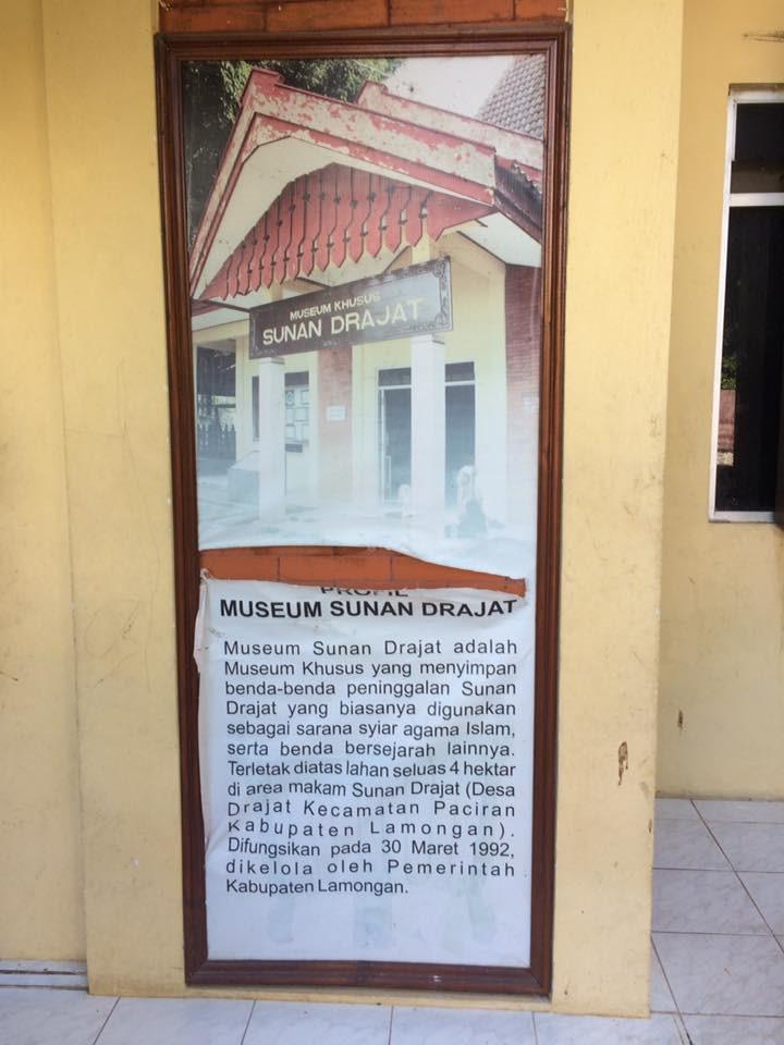 Seni Dakwah Sunan Drajat Memuliakan Fakir Miskin Patriots Museum Khusus
