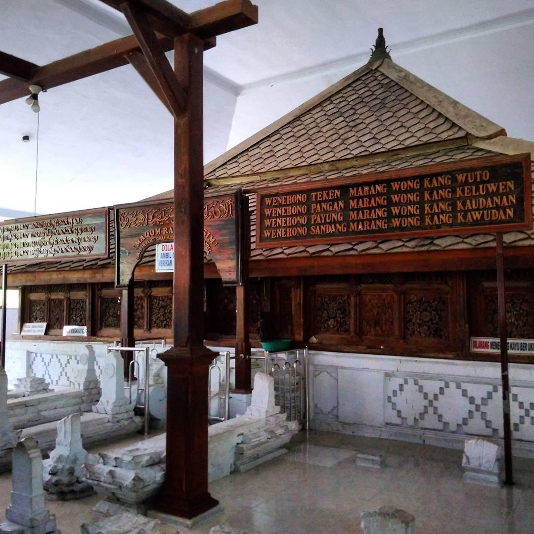 Tempat Wisata Lamongan Hits 2018 Makam Sunan Drajat Kab