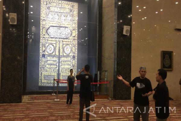 Indahnya Arsitektur Masjid Namira Lamongan Bernuansa Arab Saudi Video Agung