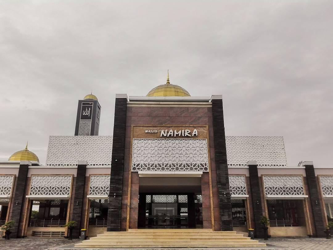 Kelola Masjid Namira Lamongan Bikin Takjub Nusantara News Agung Kab