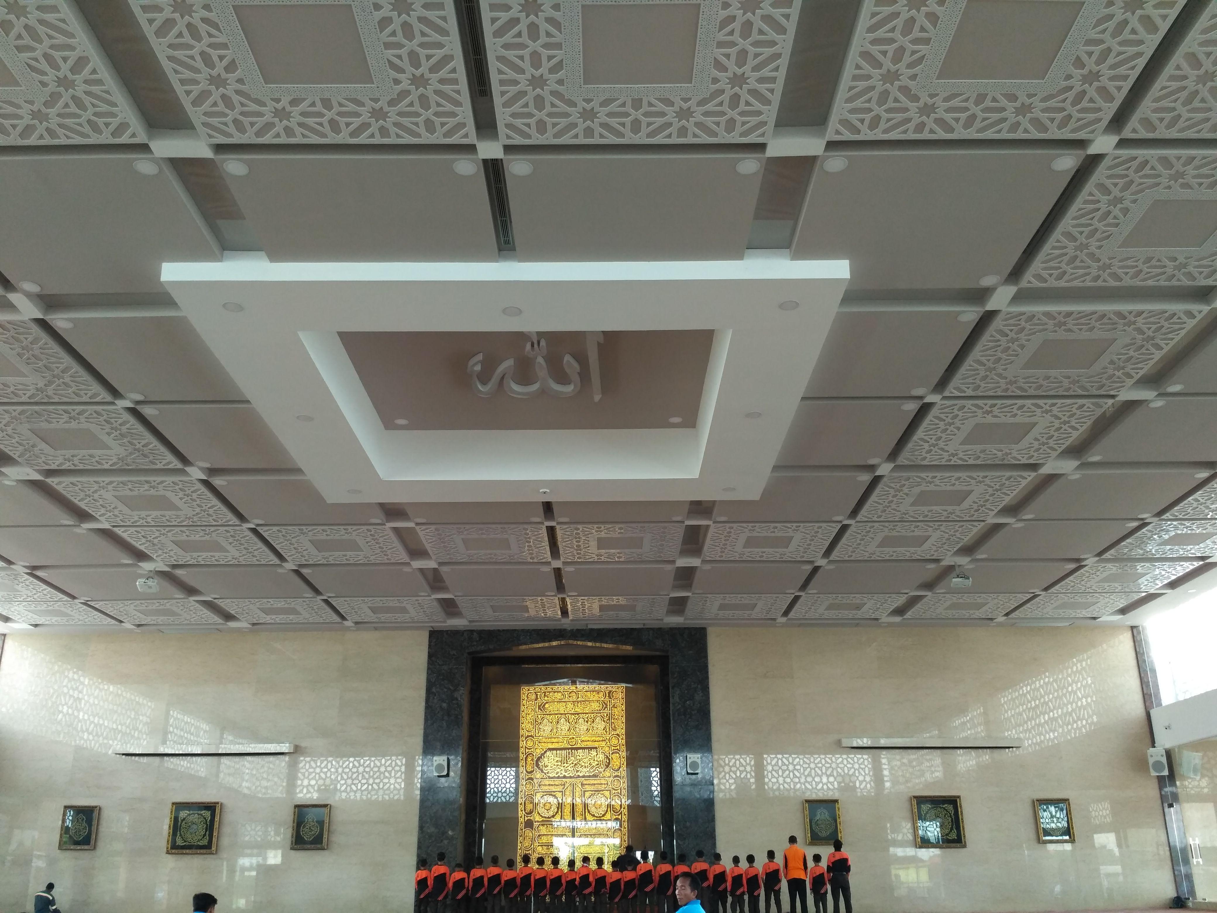 Keunikan Masjid Namira Lamongan Membuat Hati Terkagum Kagum Nurul Hidayah