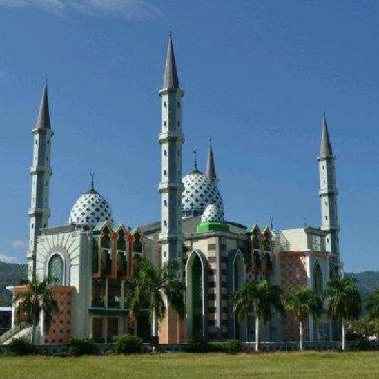 Masjid Agung Mamuju Sulawesi Indonesia Masjids Mosques Lamongan Kab