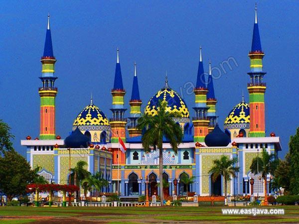 Masjid Agung Tuban Great Mosque Lamongan Kab