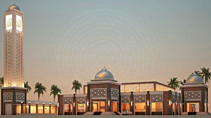 Masjid Namira Awang Surya Agung Lamongan Kab