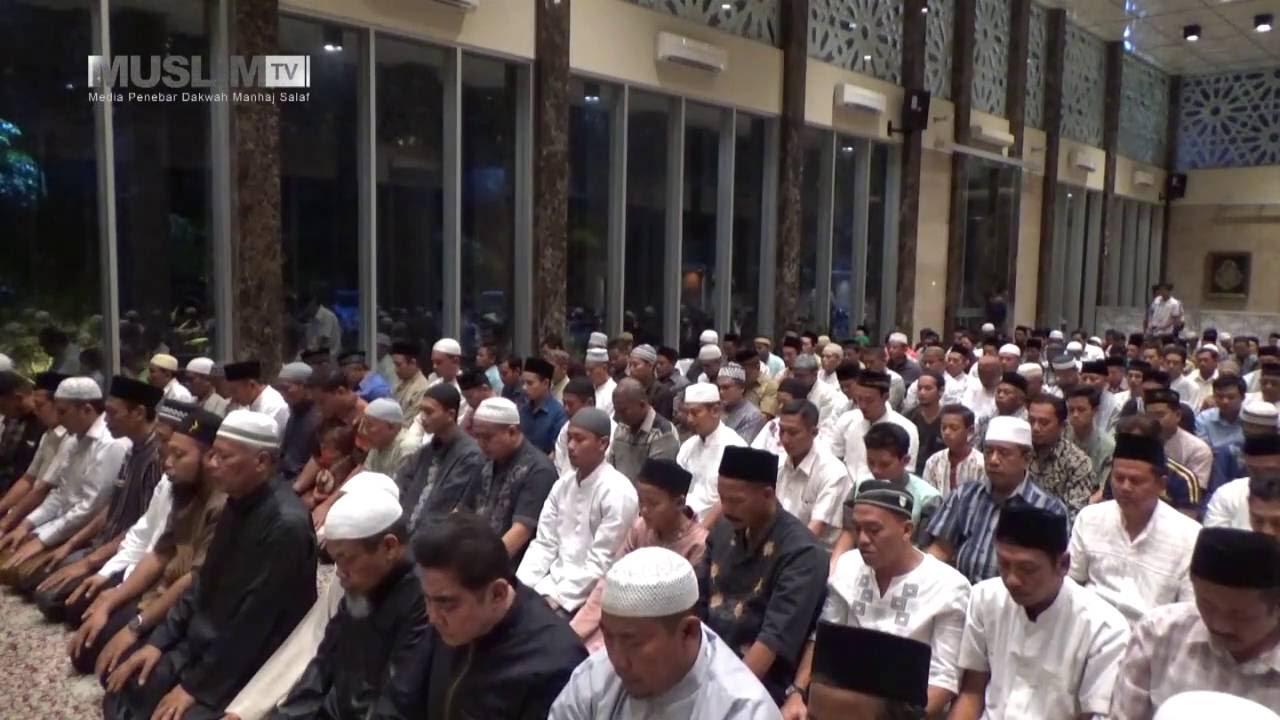 Masjid Namira Lamongan Solat Tarawih Malam 24 Ramadan 1437 Agung