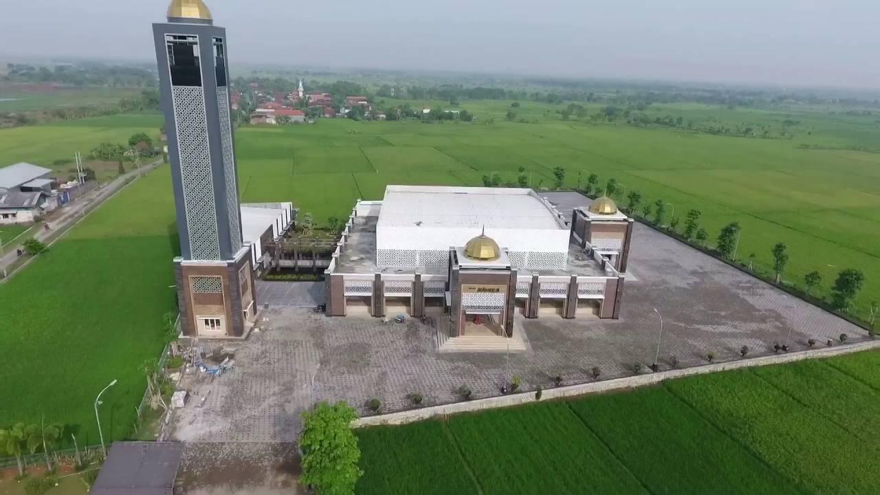 Masjid Namirah Lamongan Youtube Agung Kab