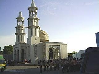 Masjid Photograph Jawa Timur Madura Gedhe Lamongan Agung Kab