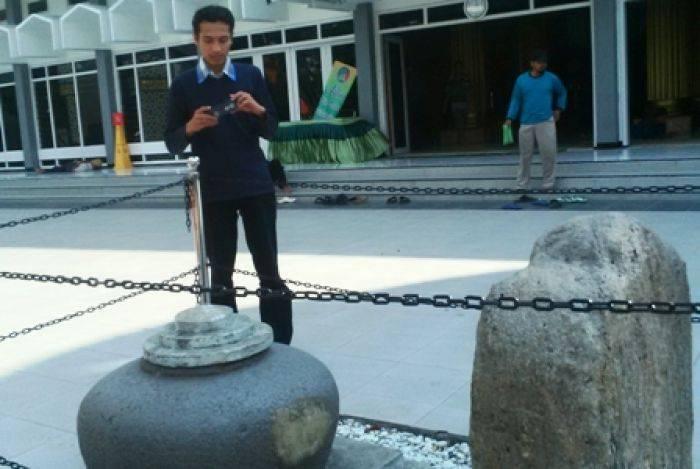 Penggalan Sejarah Tersimpan Masjid Agung Lamongan Bangsa Online Kab