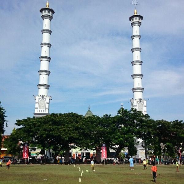 Photos Masjid Agung Lamongan 9 Tips Photo Isnan 2 1