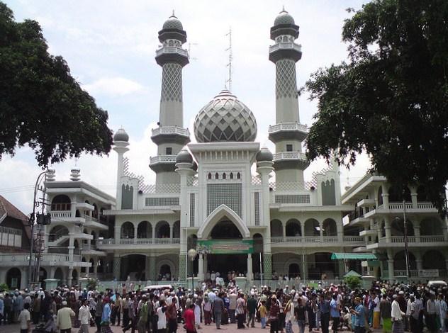 Rindu Masjid Agung Jami Malang Lamongan Kab