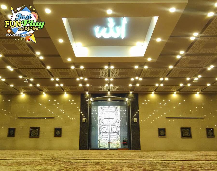 Serasa Bioskop Masjid Namira Lamongan Justfun Play Andkidd Agung Kab