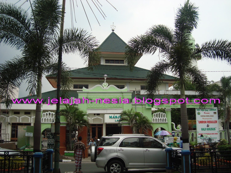 Www Jelajah Nesia Blogspot Indahnya Alun Kota Lamongan Sebelah Selatan