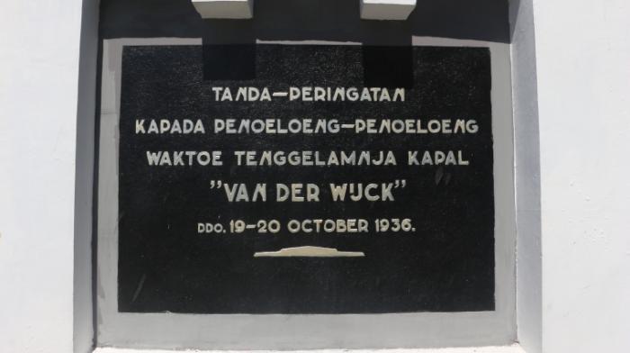 Berkunjung Monumen Tenggelamnya Kapal Van Der Wijck Lamongan Prasasti Monument