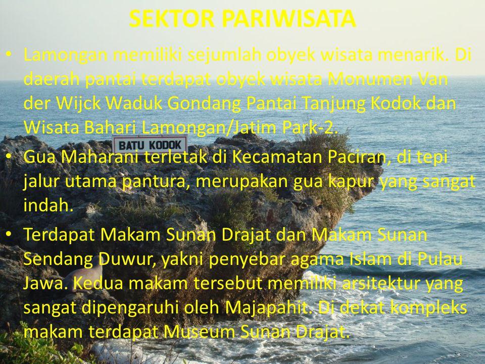 Kabupaten Lamongan Aditya Argasiwi Ppt Download 5 Sektor Pariwisata Memiliki
