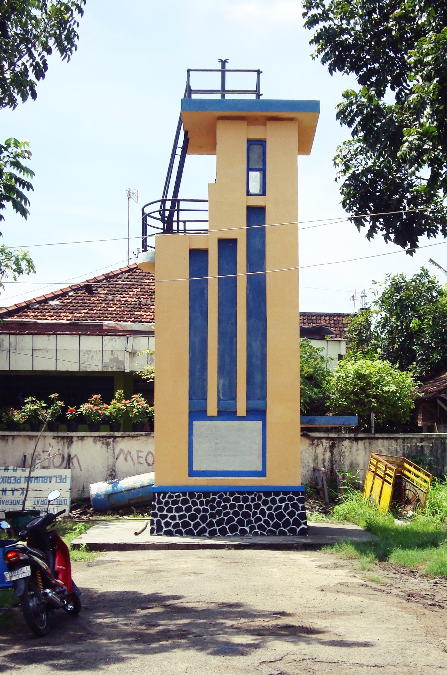 Monumen Kapal Van Der Wijck Nurainiashari Vanderwijck Kab Lamongan