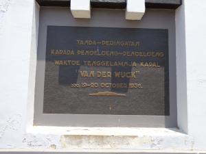 Monumen Van Der Wijck Keliling Yuuukk Kab Lamongan