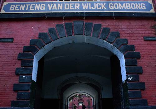 Monumen Van Der Wijck Lamongan Destinasi Wisata 2017 Kab