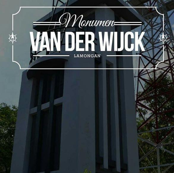 Rekomendasi 21 Tempat Wisata Lamongan Ramai Wisatawan Monumen Van Der