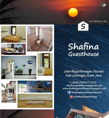Shafina Guesthouse Lamongan Rates Traveloka Exterior Building Bedroom Monumen Van