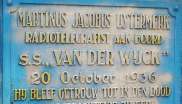 Tenggelamnya Kapal Van Der Wijck Kisah Nyata Steemit Monumen Wijckkapal