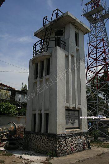 Van Der Wijk Monument Memorized Ship Sank Lamongan Wuck 07