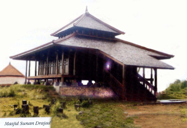 Masjid Drajat Lamongan Pusaka Jawatimuran Museum Sunan Kab